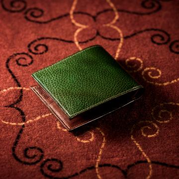 ロッソピエトラ・二つ折り財布
